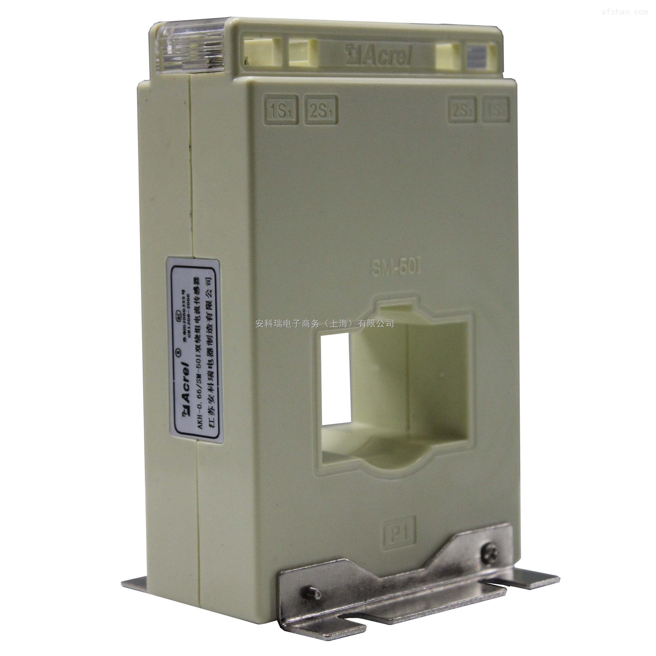 AKH-0.66/SM 50I自控仪表双绕组电流互感器