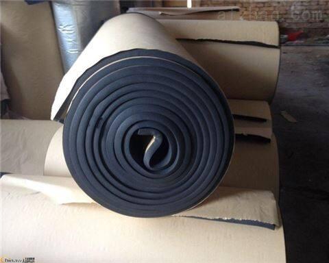 阻燃橡塑保温板产品细节介绍