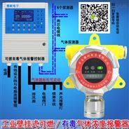 化工厂仓库氯甲烷气体检测报警器,无线监测