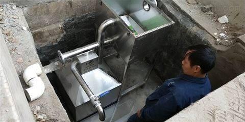 自洁除渣式 火锅店油水分离器 种类