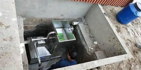 供应 火锅店油水分离器 尺寸