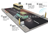 固定式机动车尾气遥测系统