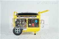 全自动6kw开架式汽油发电机