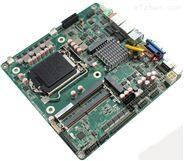 深圳X86嵌入式无风扇独立CPU工控主板
