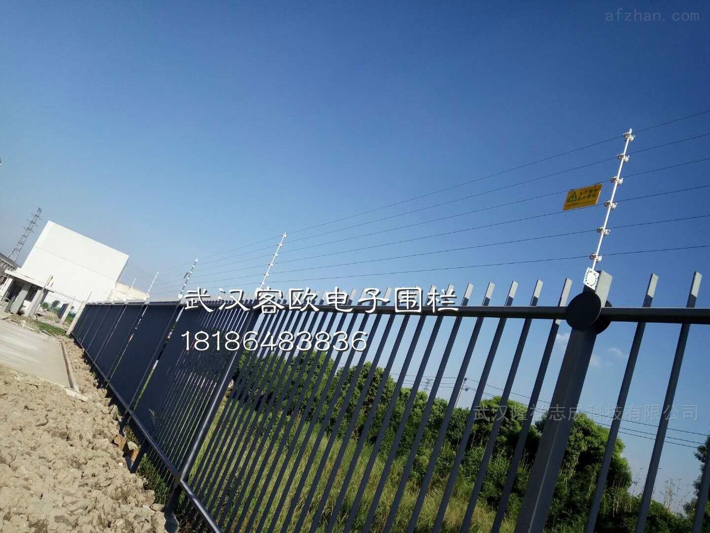 张力电子围栏系统