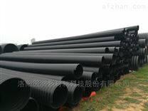 河南1000钢带增强PE波纹管价格 小区排水管