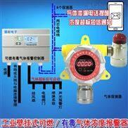 化工厂厂房氧气气体检测报警器,煤气泄漏报警器的低报和高报设定多少合适