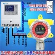 化工厂车间瓦斯泄漏报警器,可燃性气体报警器的一级报警点和二级报警点设定多少