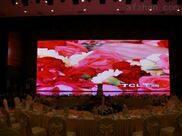 室内高清大型舞台背景P6全彩LED大屏显示屏