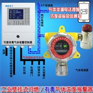 锅炉房燃气气体报警器,气体报警探测器可以检测多大面积的区域