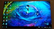 温州49寸0.9 mm大屏幕拼接墙图像清晰不从影
