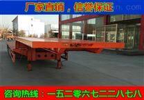 大庆轻型平板半挂车获得了市场的增量