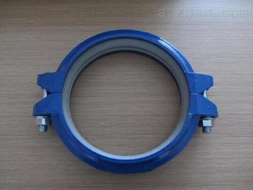 建筑管件沟槽式管道卡箍接头湖南省制造厂家