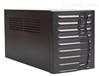 美国山特UPS不间断电源K1000VA 600W