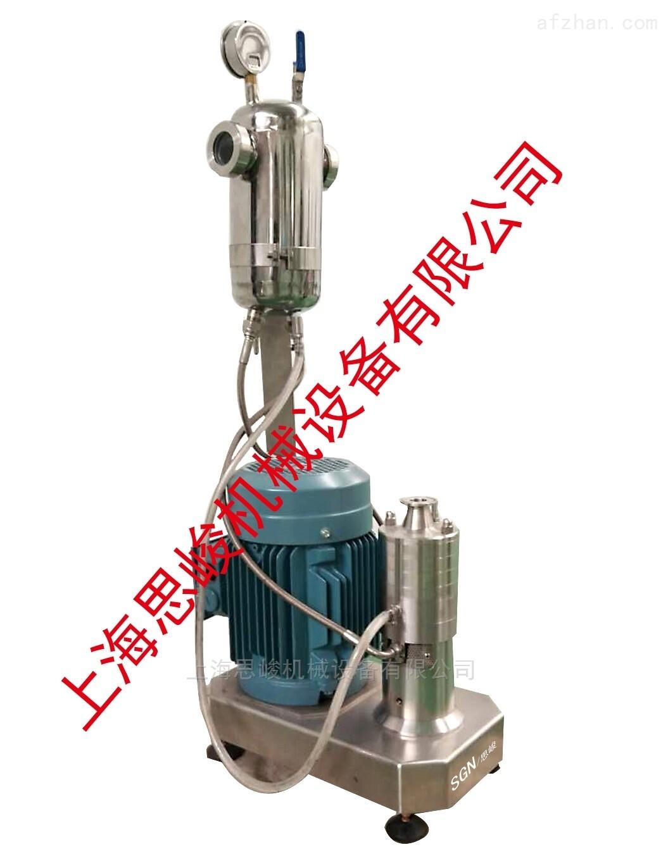 氧化石墨分散机