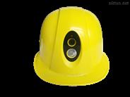 单兵4G头盔 头盔无线传输 工地无线监控