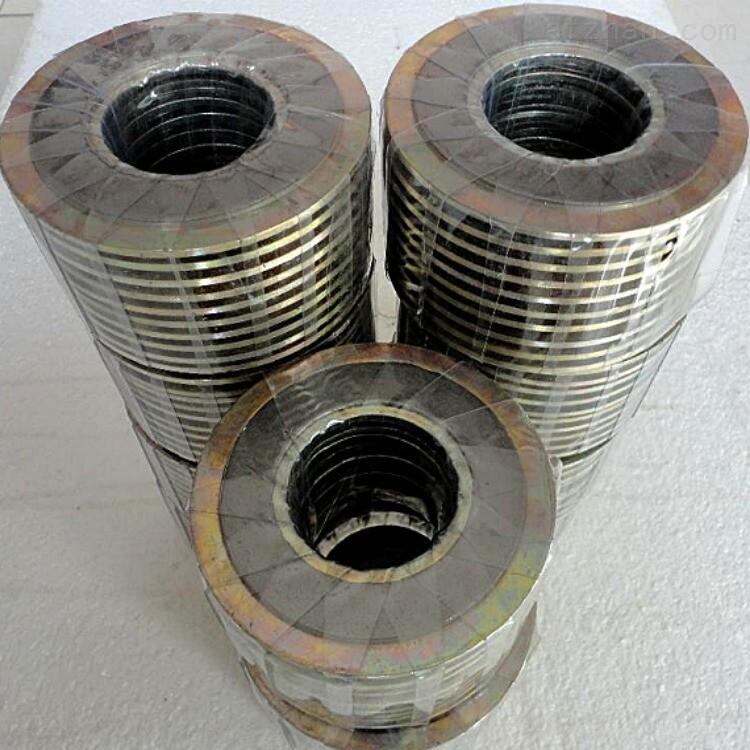 盘锦金属四氟垫片,非标定制带内外环,批发价