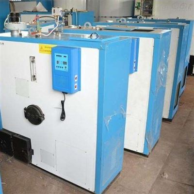 鹏恒机械设备厂家生产生物质压块热水锅炉