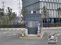 上海照車牌道閘門