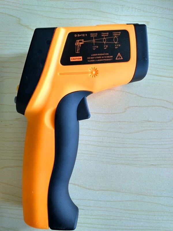 两种测量方式矿用防爆红外测温仪