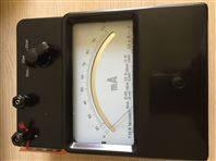 电磁系交直流毫安表0.5级/指针式电表
