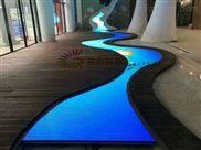 P4立柱LED广告传媒大屏