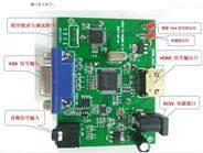 自主研发CH5612 VGA 转HDMI 方案