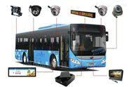 4G车载终端设备_公交车动态视频监控