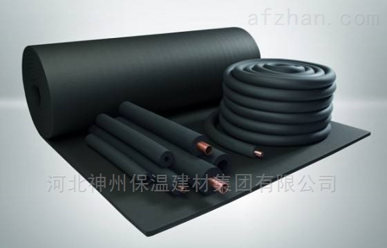 黑色橡塑海绵板厂家*批发商