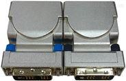 迷你型單芯4KDVI光纖延長器