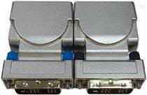 迷你型单芯4KDVI光纤延长器