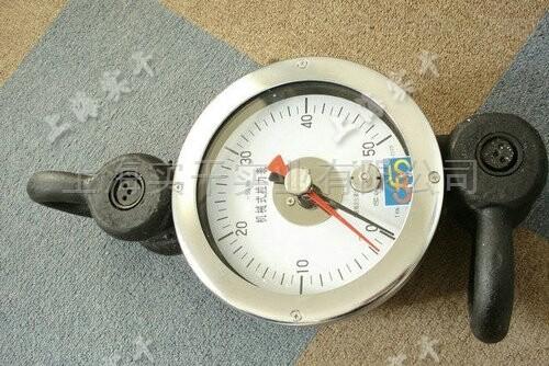 牵引力测量用机械式拉力表200吨