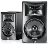 二分频美国JBL LSR308有源家庭音箱