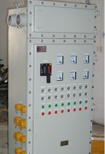 BSG-12路落地式防爆配电柜