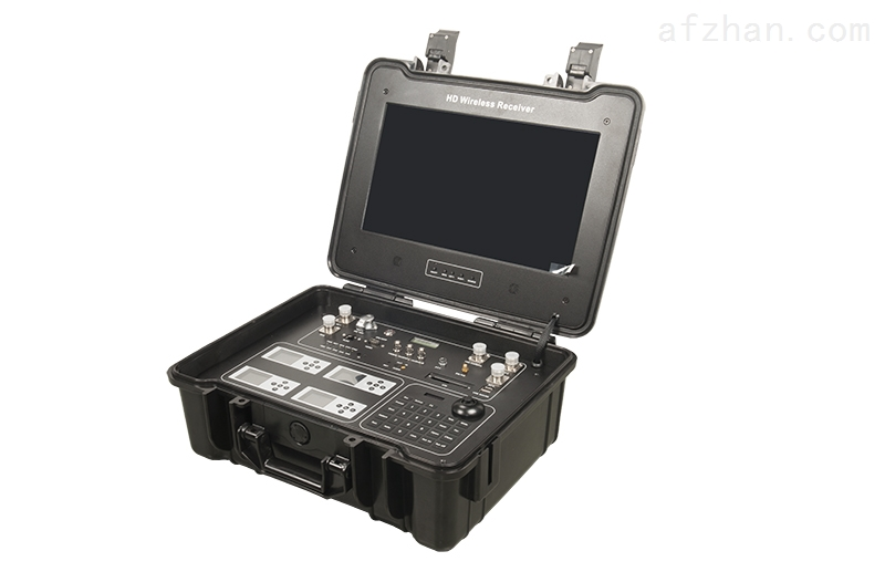 移动应急指挥箱 4路无线图传系统