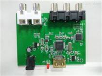 VGA/YPbPr转HDMI方案 MS9282方案套片
