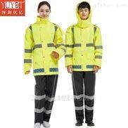 户外交通成年人分体牛津布雨衣雨裤套装