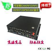 迷你机箱一体机win7耐高低温工控机抗震电脑