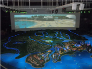 多媒体展厅 展厅中控  互动展厅  互动投影