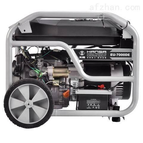 6KW单相汽油发电机价格