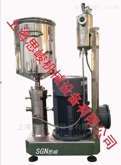 磷酸钙盐高速分散机