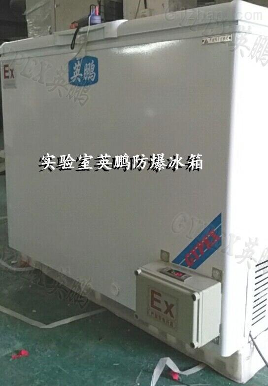 卧式防爆冰柜200升