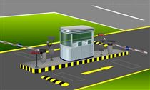 合肥停車場門禁系統 智能交通工具設備 道閘刷卡系統