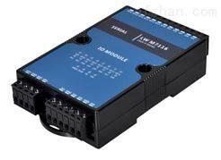 LW M7116深圳厂家直销16路DI输入IO智能数字量采集器