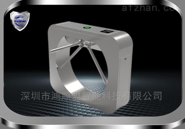 Stainless steel entrance guard swipe card three roller brake manufacturer
