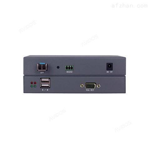 VGA KVM音视频光端机usb 中卜科技 AD-XL302