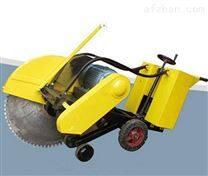 电动混凝土路面切割机 15KW地面切缝机