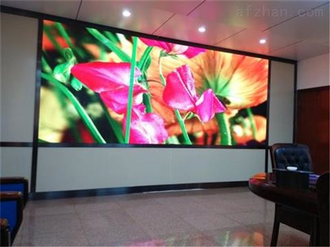 售楼处高清LED显示屏P3全套多少钱一平方