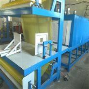 聚氨酯保温板恒温热收缩膜包装机厂家