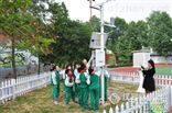 校园教学科研气象站